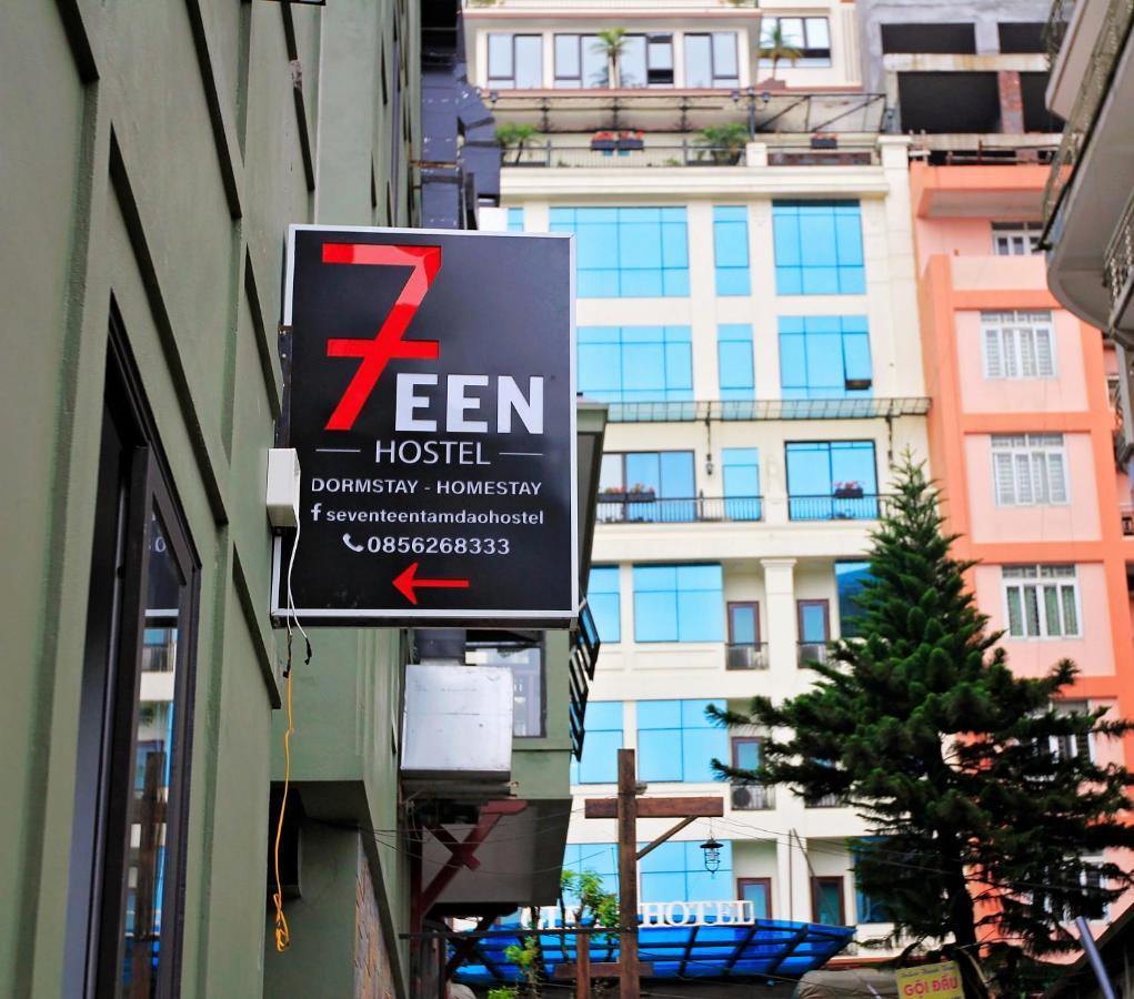 Капсульный отель  Seven Teen Tam Dao Hostel