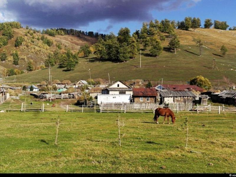 Загородный дом Загородный дом Домик у речки Каскелен