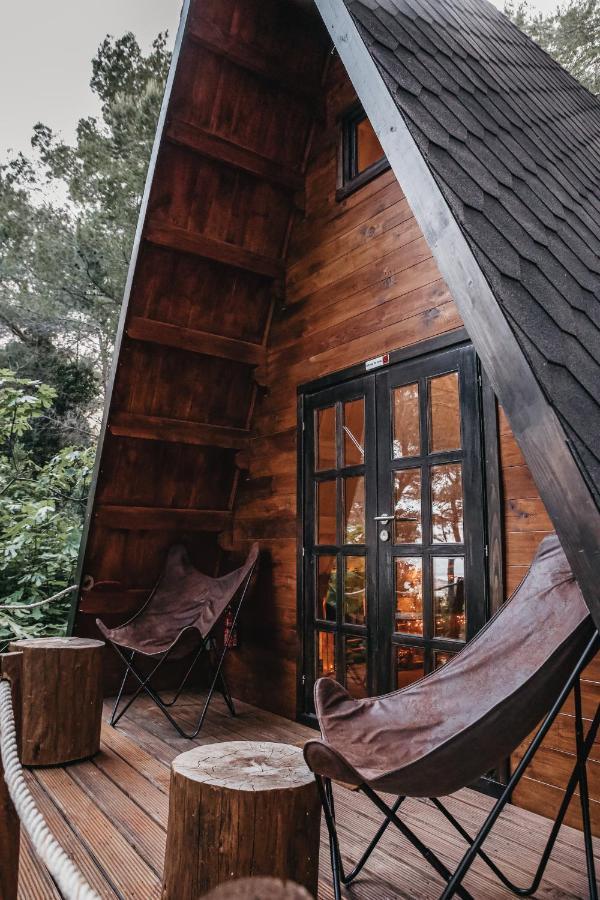 Лодж  Cabane Azur Mountain  - отзывы Booking