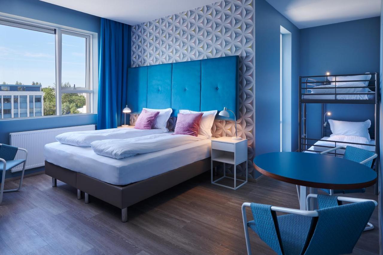 Отель  ODDSSON Hotel  - отзывы Booking