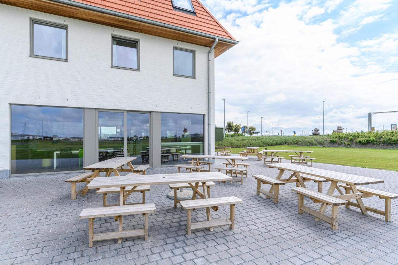 Отель  ibis budget Oostende Airport  - отзывы Booking