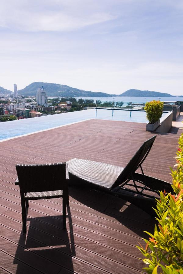 Апартаменты/квартира  Patong apartment infinity pool sea view  - отзывы Booking