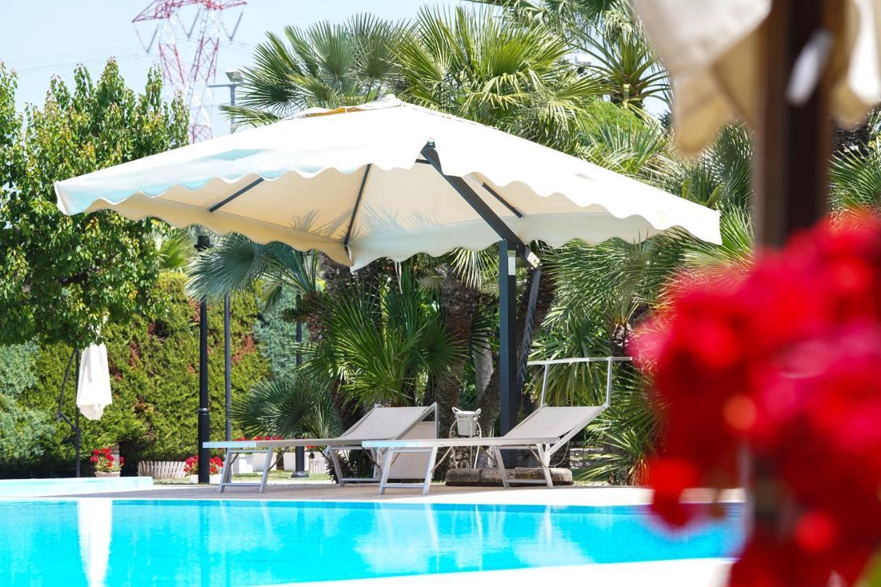 Отель типа «постель и завтрак»  B&B Villa Adriana