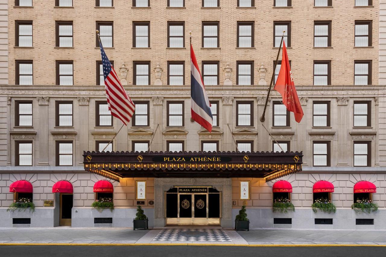 Hotel Plaza Athenee New York Ny Booking Com