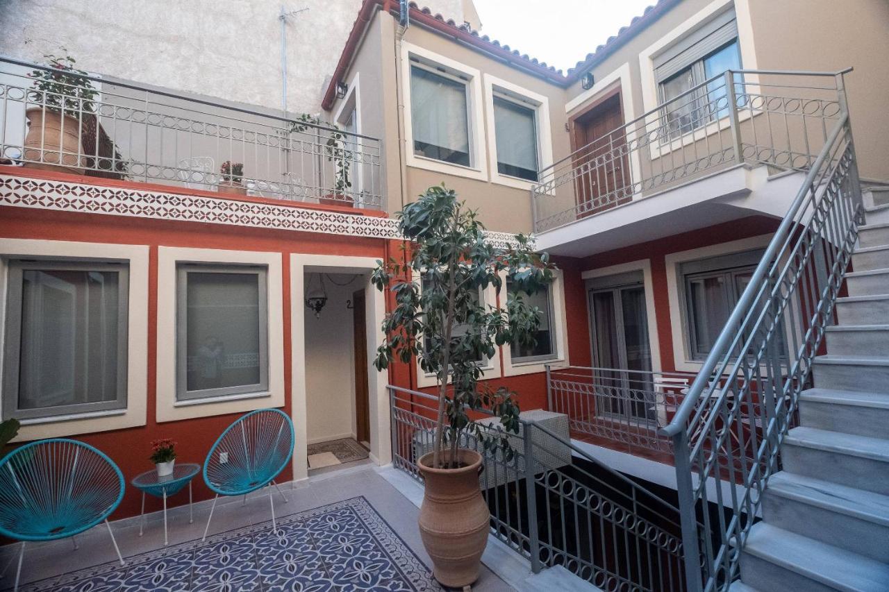 Апартаменты/квартиры  ATHENIAN YARD SUITES