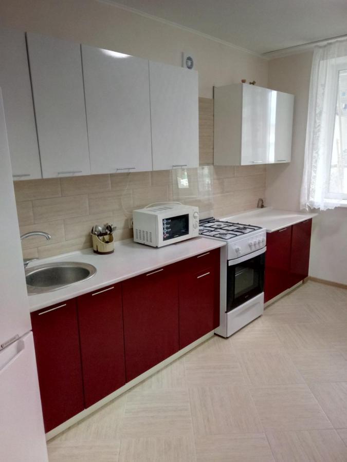 Фото  Апартаменты/квартира Apartment at Demysheva Street 115