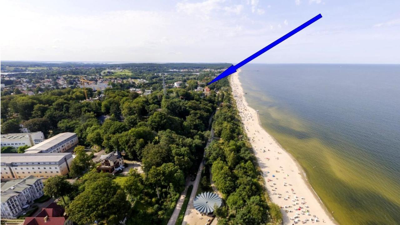 Апартаменты/квартира  Ferienwohnung Wappen von Heringsdorf - 70 m zum Strand  - отзывы Booking