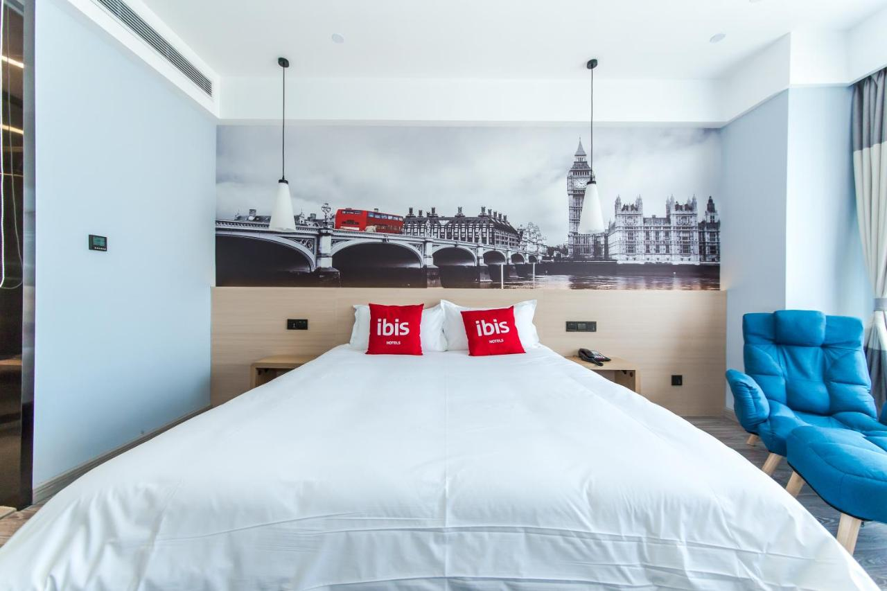 Отель  Ibis Harbin Songbei Wanda City Hotel  - отзывы Booking