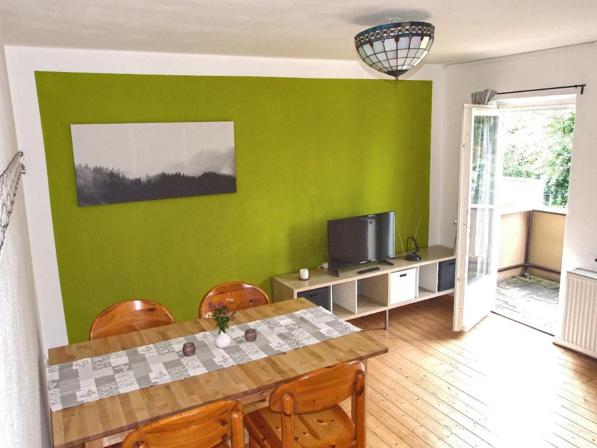 Апартаменты/квартира  Ferienwohnung Goslar - Georgenberg / Entspannen im Harz / Mittendrin  - отзывы Booking