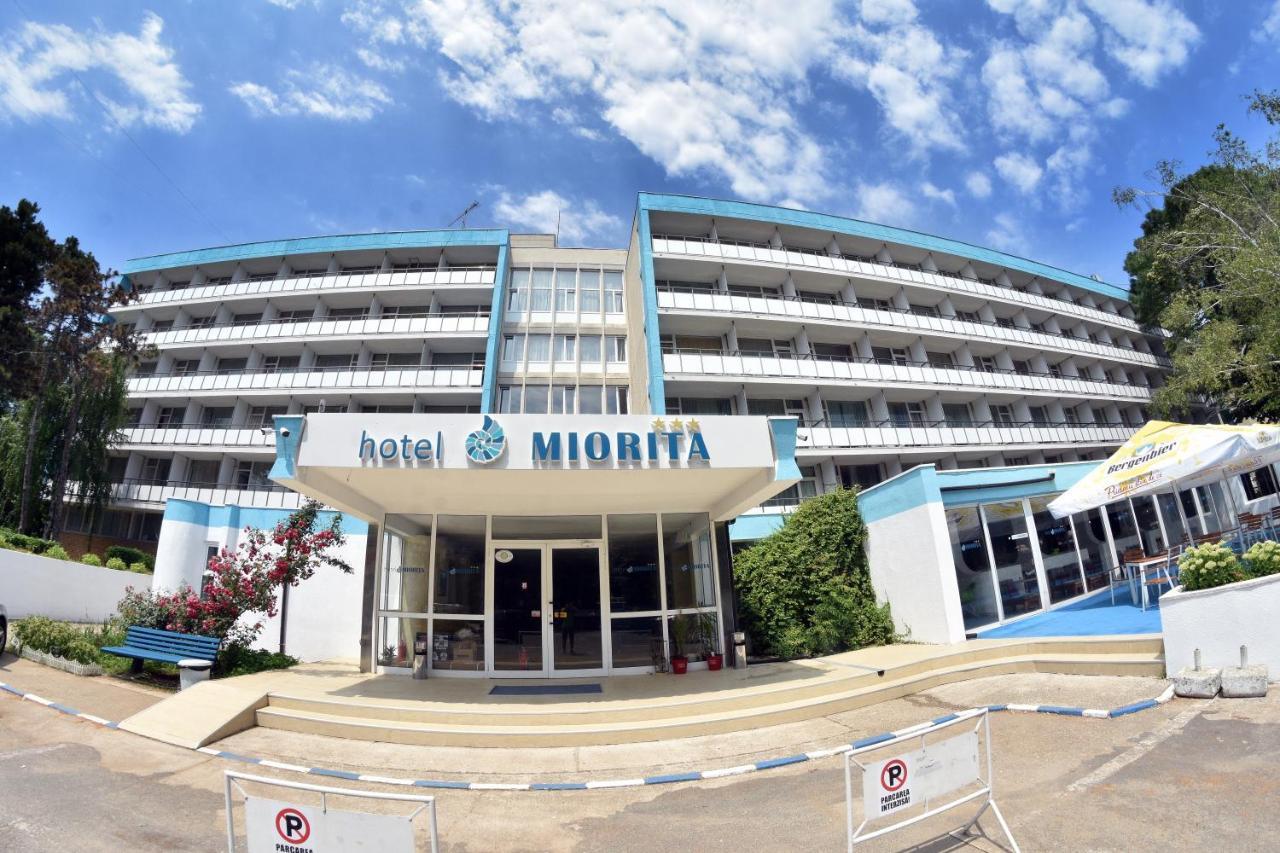 Отель  Hotel Miorita Neptun