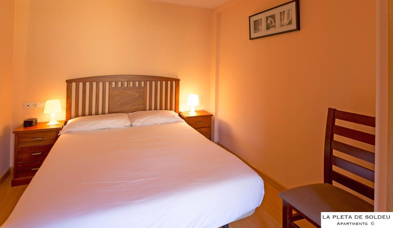 Апартаменты/квартиры  La Pleta De Soldeu Apartments