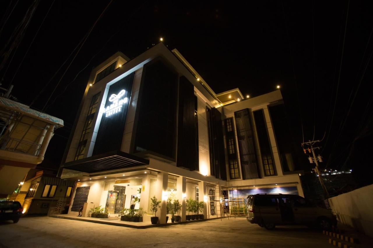 Отель  The Lanang Suites