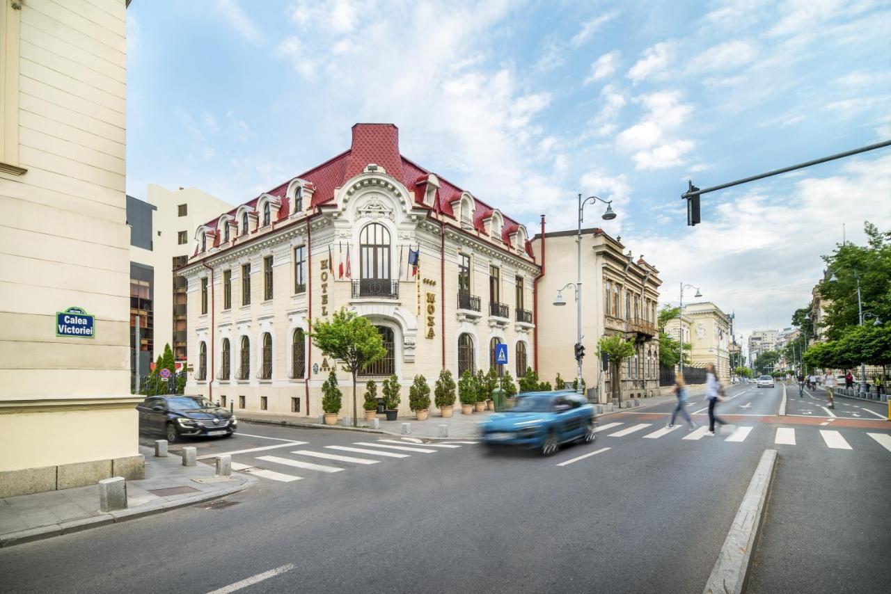 Отель  Отель  Le Boutique Hotel Moxa