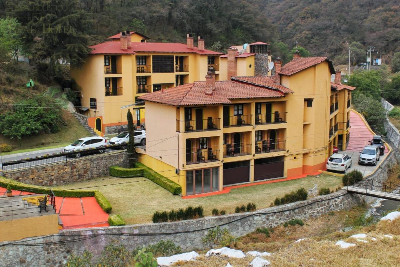Отель Spa Holistico Real Hotel