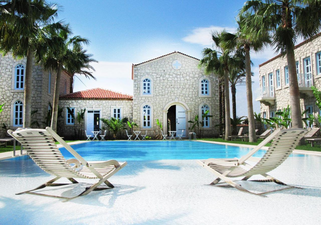 Фото Отель Manastir Alacati Hotel
