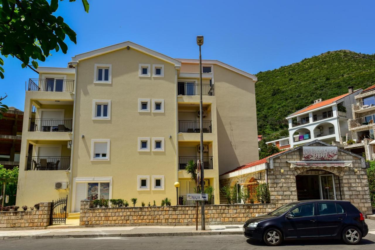 Апартаменты kopitovic 4 черногория петровац недвижимость в дубае дома