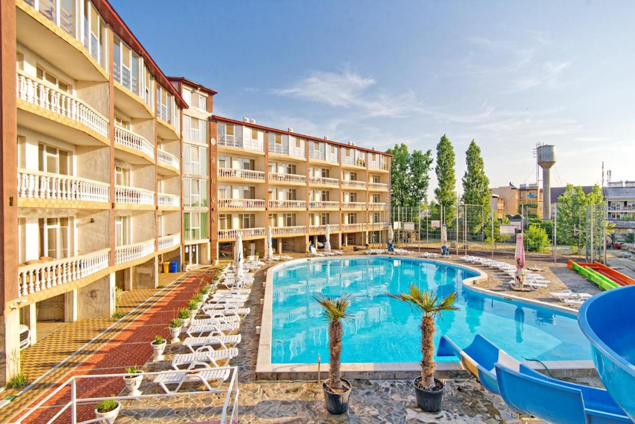 Отель  Fakel