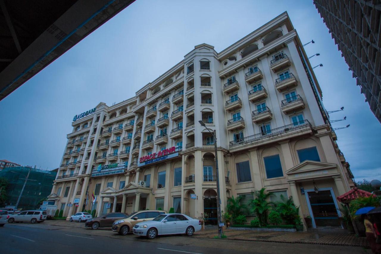 Апарт-отель  Espace Avenir Service Apartment  - отзывы Booking