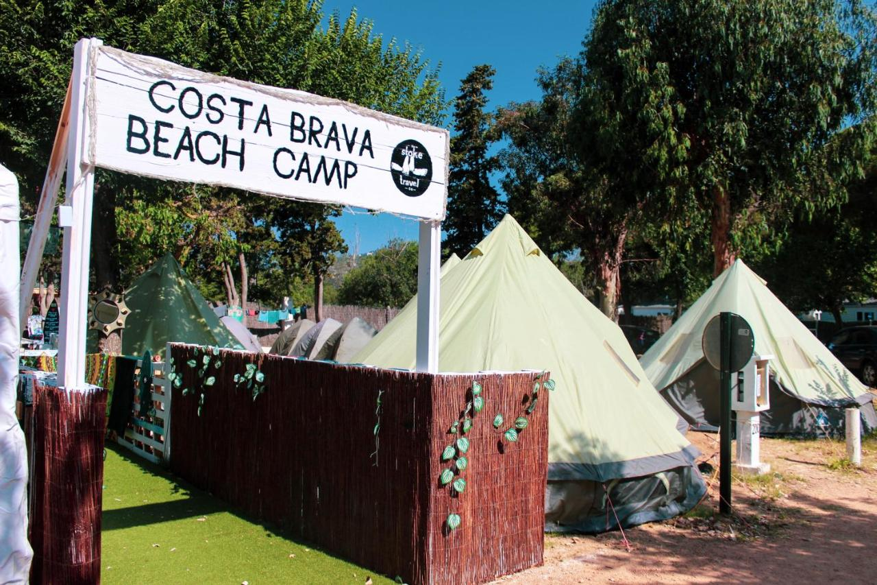 Campsite Barcelona Costa Brava Beach Camp Platja D Aro Spain Booking Com
