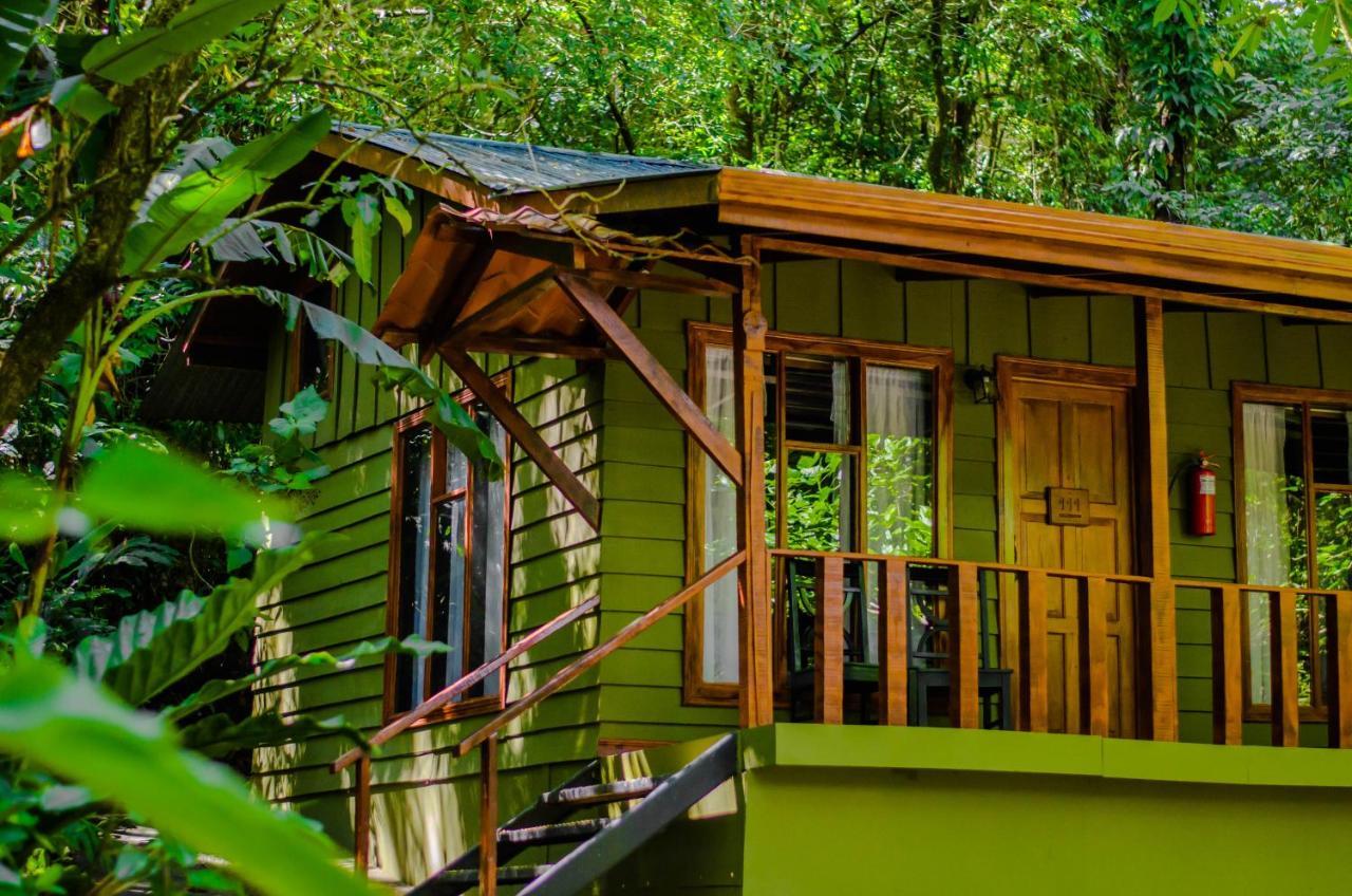 Фото Отель Jaguarundi Lodge - Monteverde