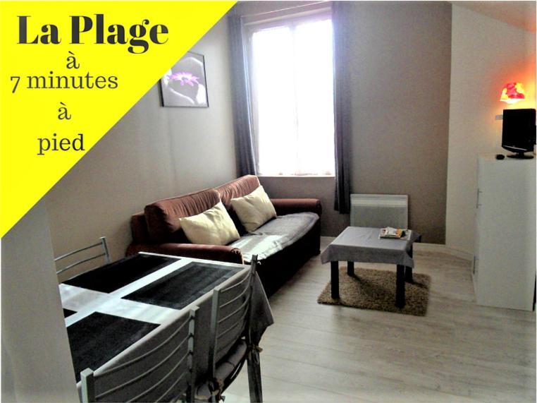 Апартаменты/квартира  La Plage