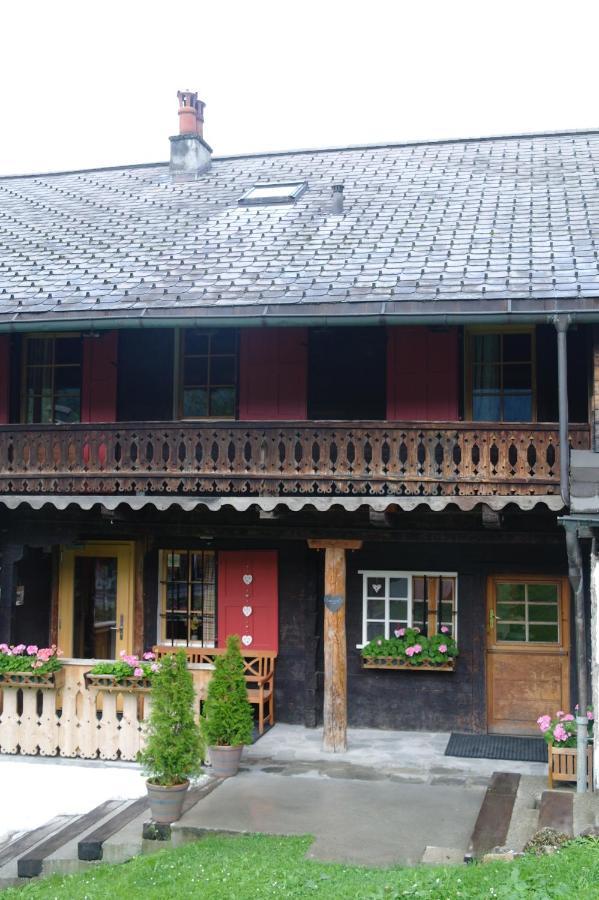 Отель типа «постель и завтрак»  Chalet Cergnat Bed and Breakfast  - отзывы Booking
