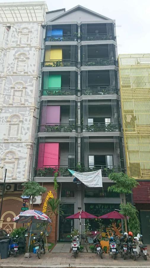 Отель  Color Creative Hotel