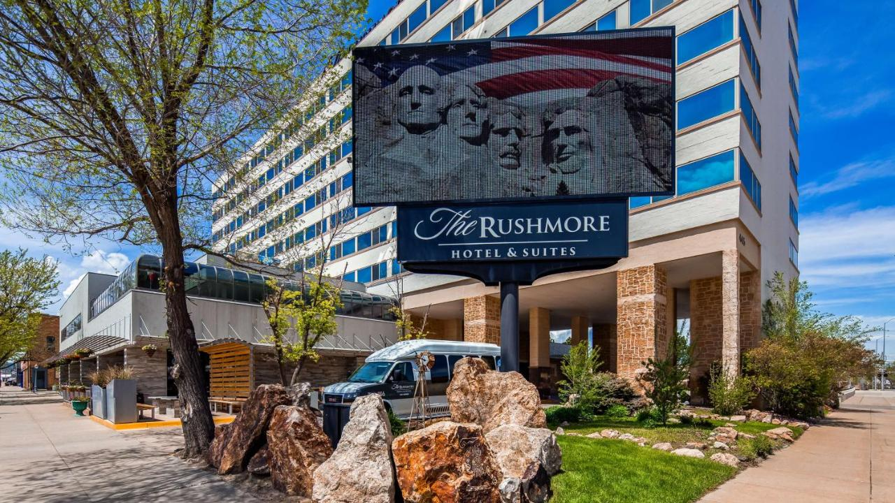 The Rushmore Hotel Suites Bw Pre Rapid City Sd Booking Com