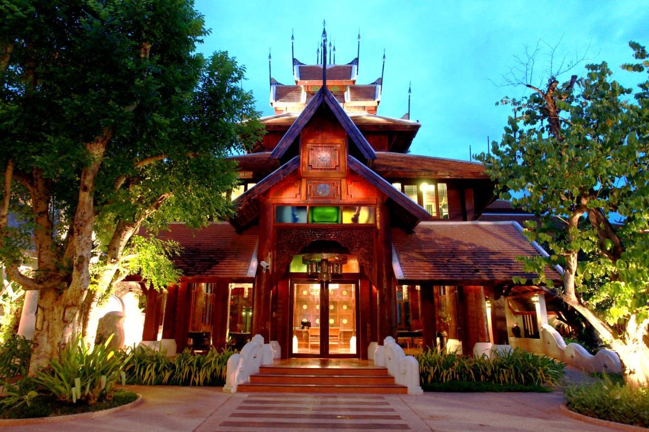 Курортный отель  Курортный отель  The Rim Chiang Mai