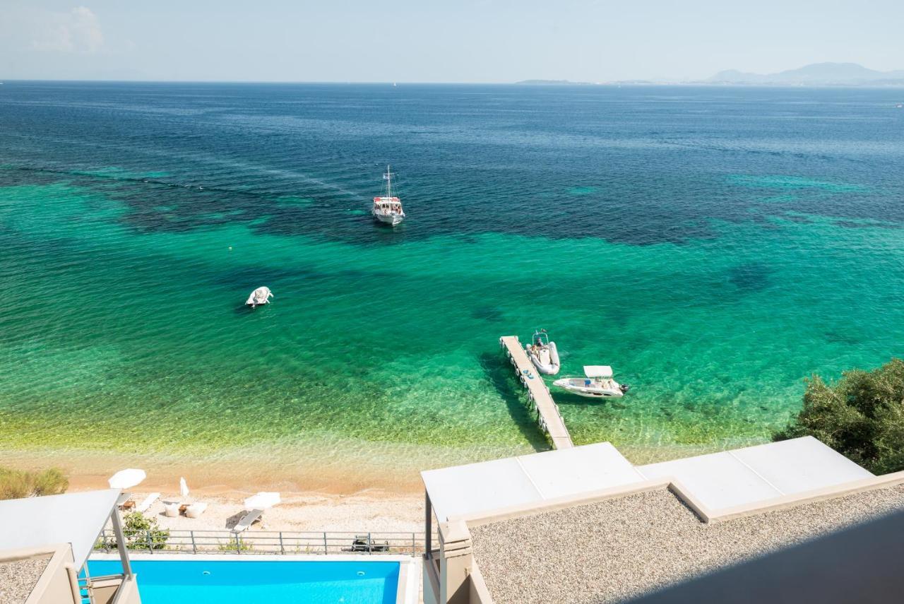 Виллы  Glyfa Beach Villas