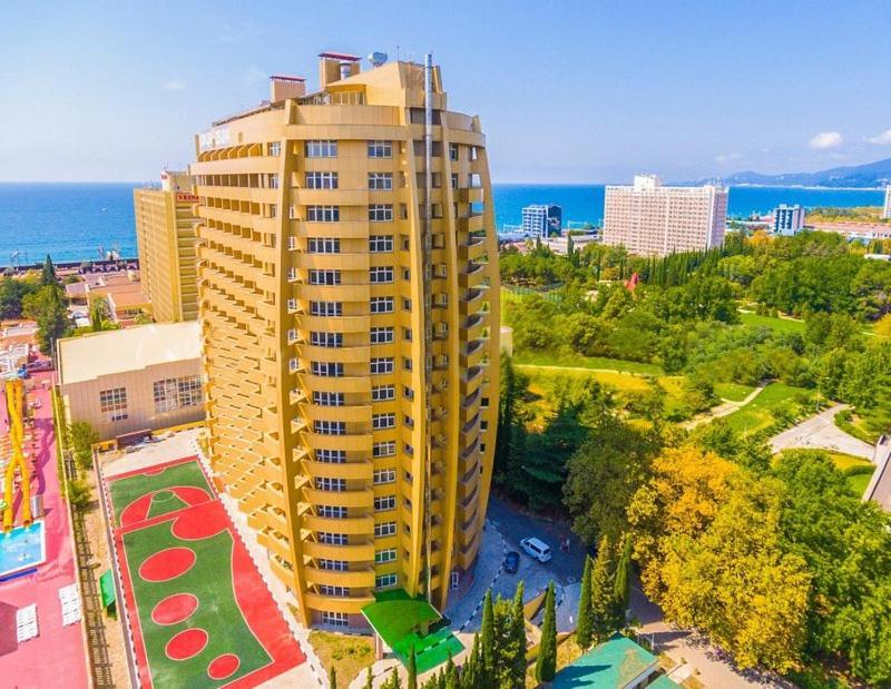 Апартаменты/квартира  Golden Residence