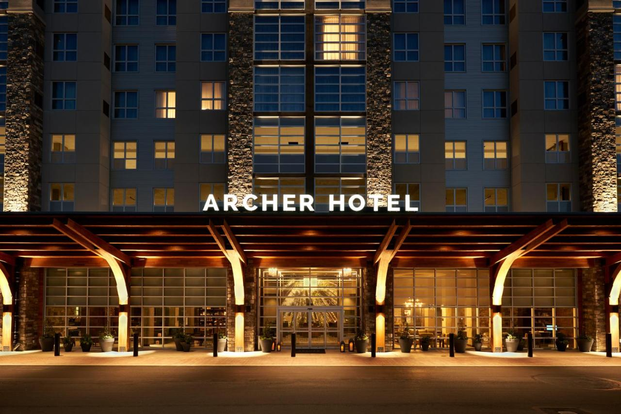 Отель  Archer Hotel Seattle/Redmond