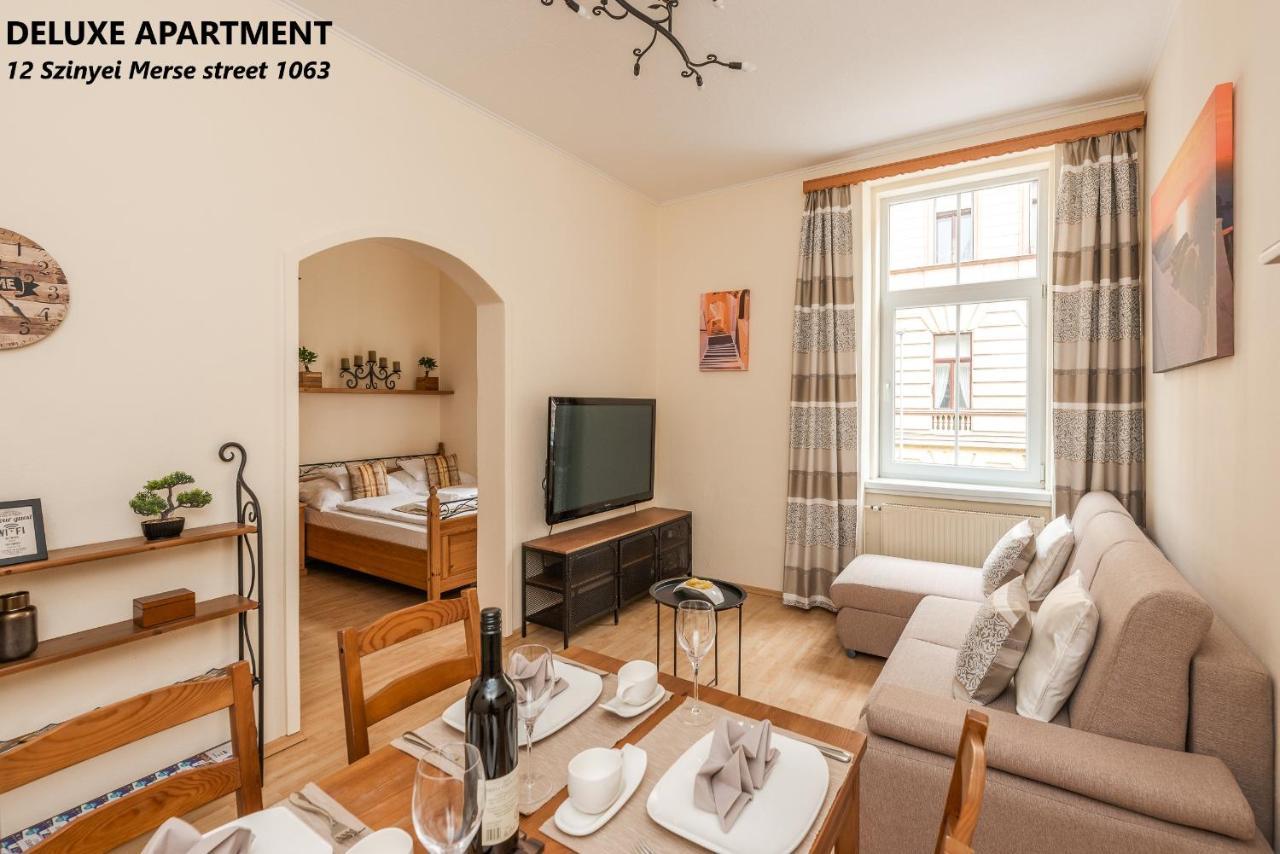 Апартаменты/квартиры  Kodaly Apartments