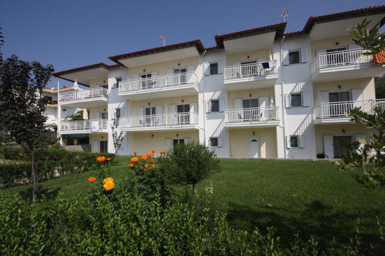 Апартаменты/квартиры  Pavloudis Apartments  - отзывы Booking