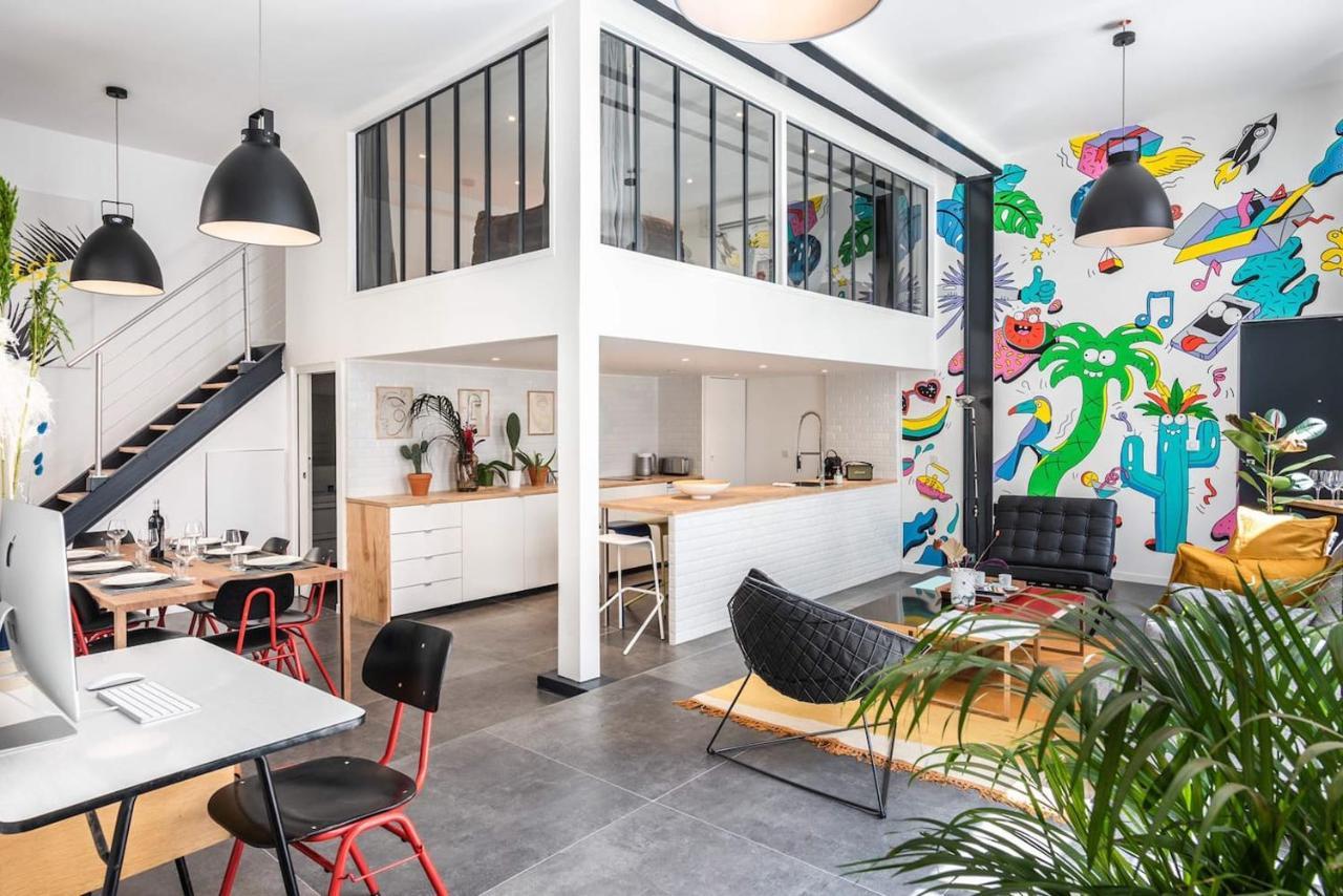 Apartment Outstanding Artist Loft Between Marais And Canal Paris France Booking Com