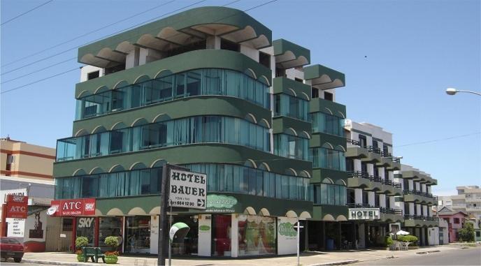 Отель  Hotel Bauer  - отзывы Booking