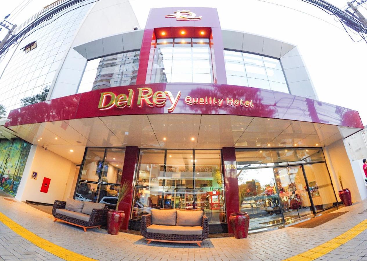 Отель Del Rey Quality Hotel