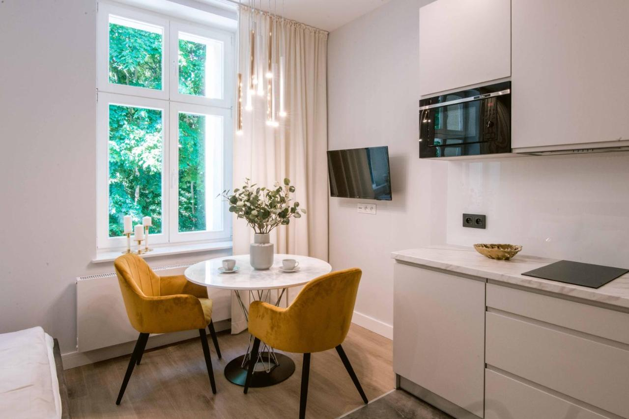 Апартаменты/квартиры  Rent Sopot Mariana Mokwy 20  - отзывы Booking