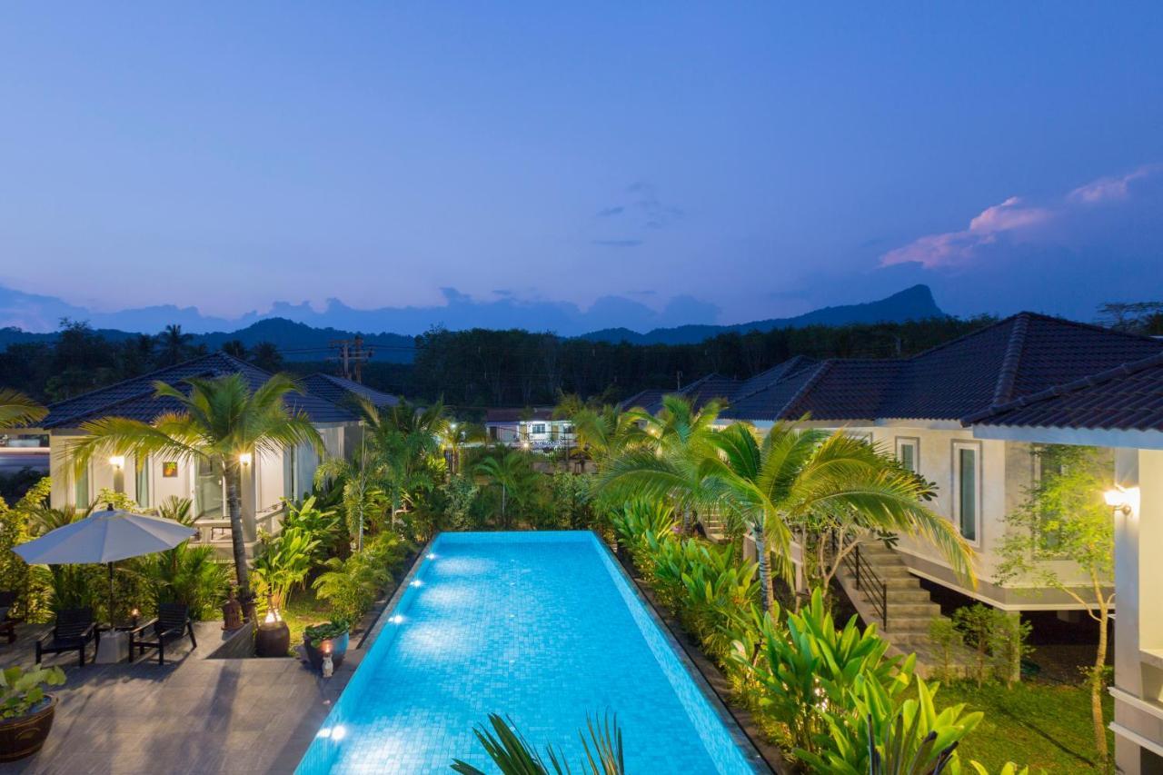 Виллы  Sengjan Garden Pool Villas  - отзывы Booking