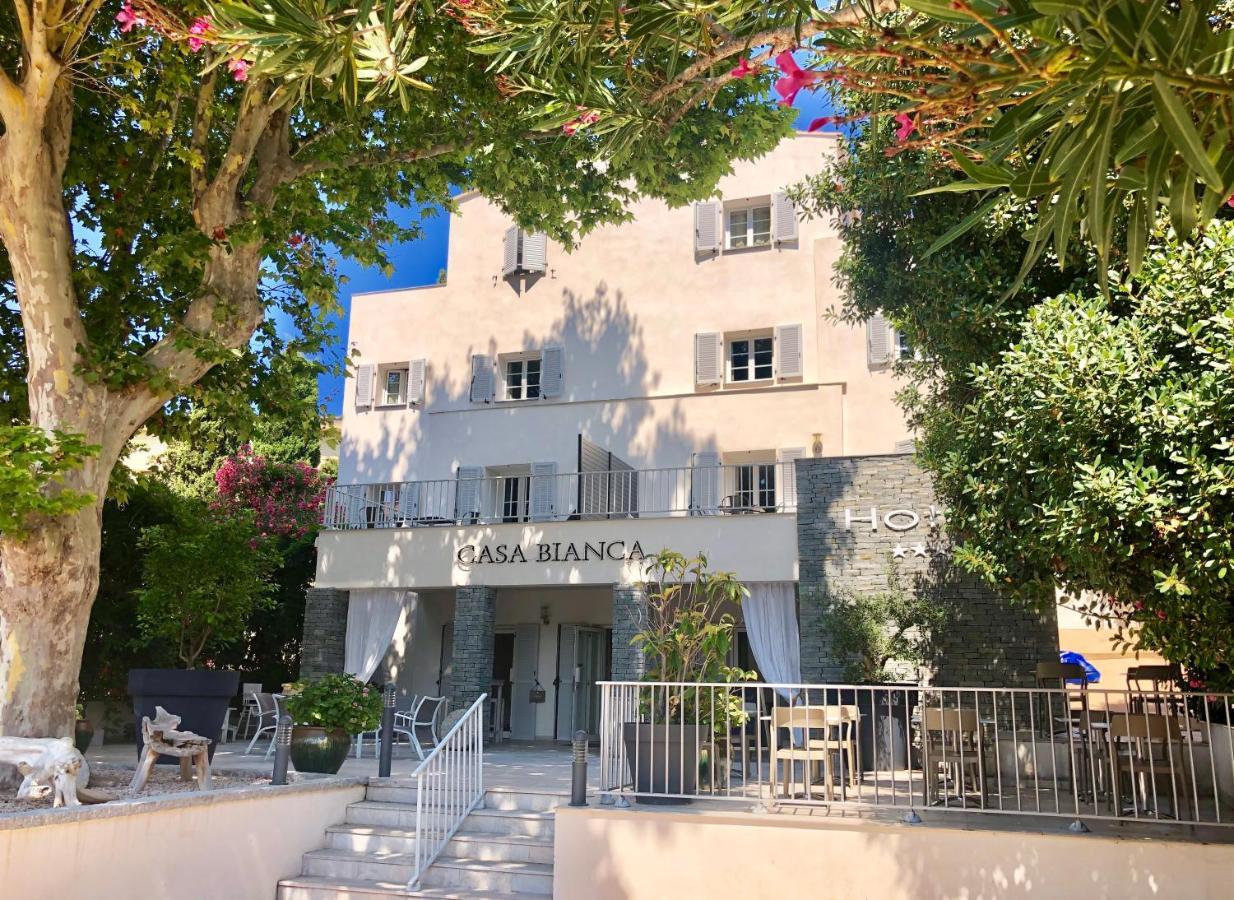 Отель  Отель  Hôtel Casa Bianca