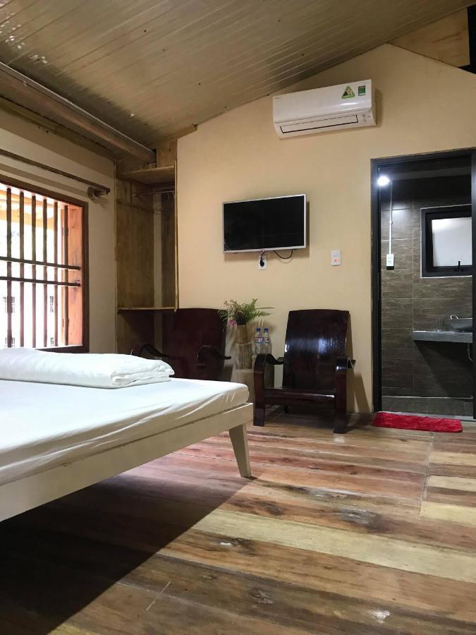 Отель  Pa Vi Homestay