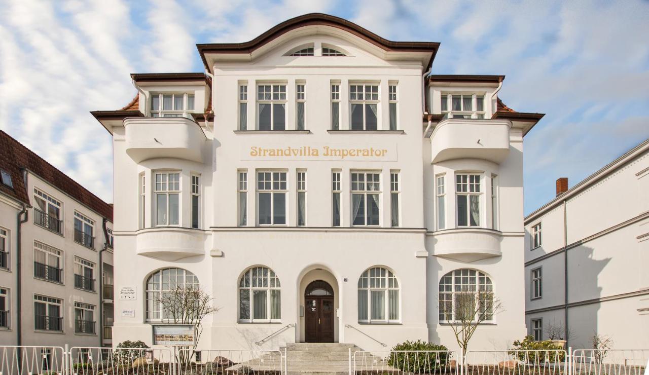 Отель  Strandvilla Imperator  - отзывы Booking