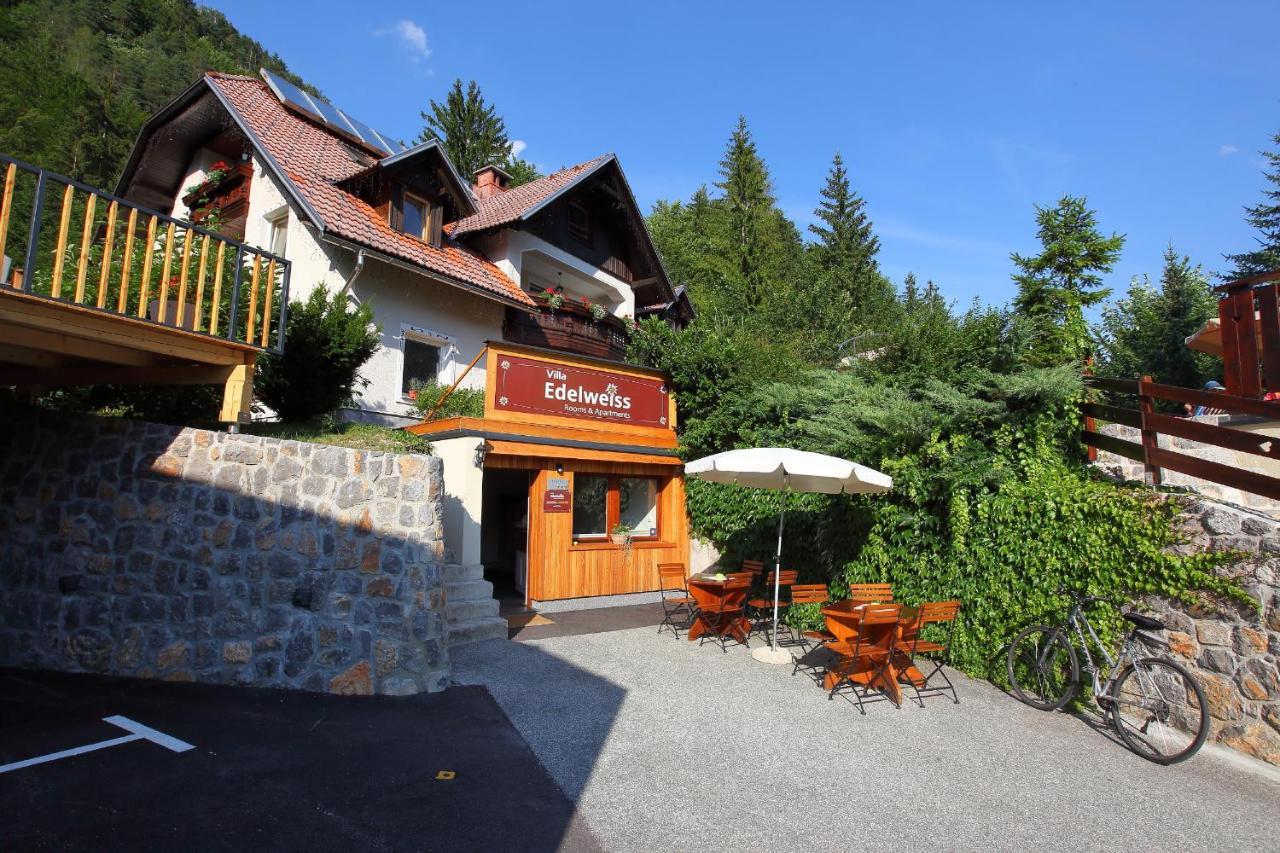 Гостевой дом Vila Edelweiss Rooms&App Kranjska Gora