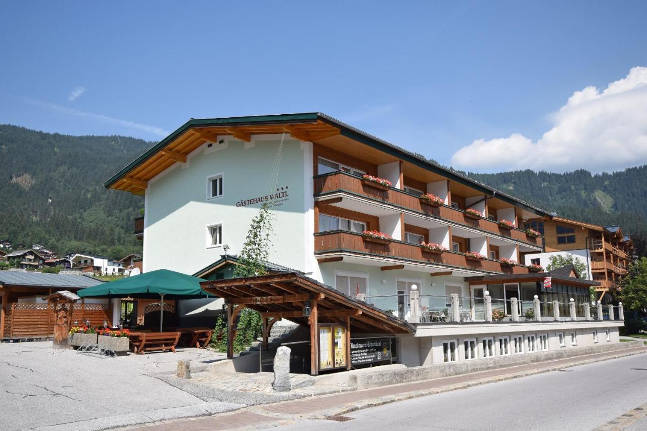 Отель типа «постель и завтрак»  Gästehaus Waltl