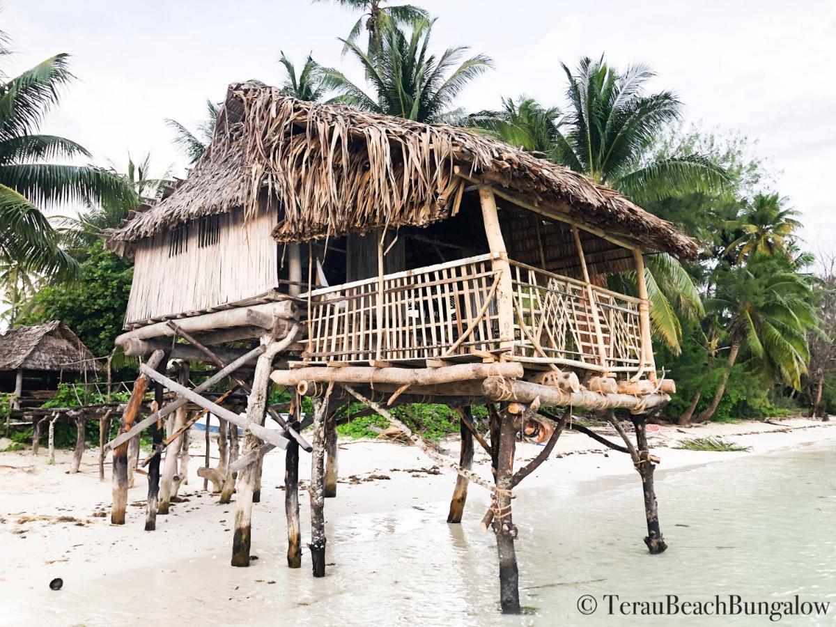 Курортный отель Terau Beach Bungalow