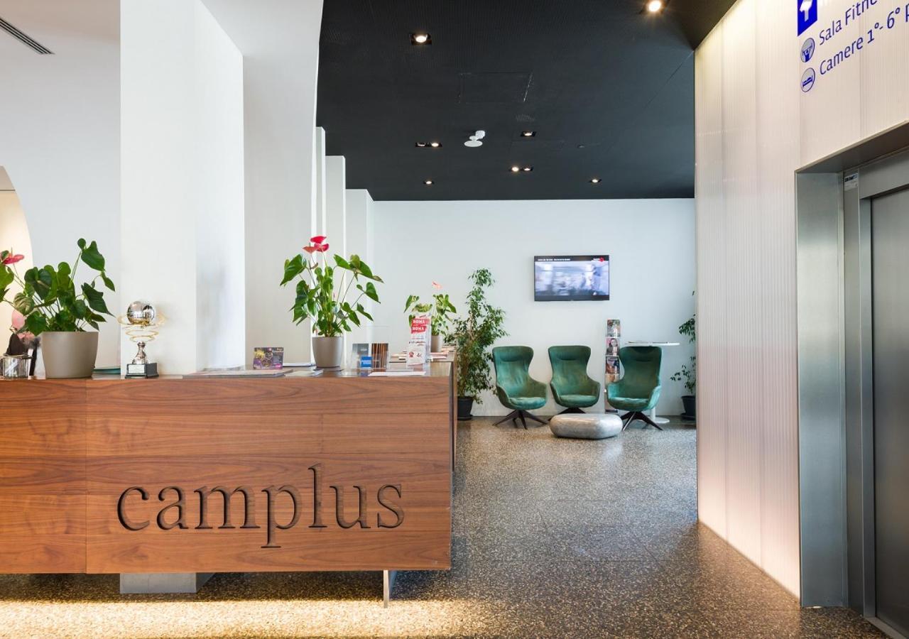 Отель  Camplus Guest Roma Casa Per Ferie