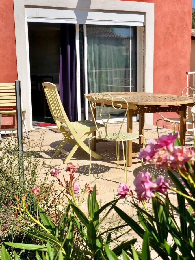 Апартаменты/квартира  Petite maison 55m2 indep au calme, terrasse  - отзывы Booking