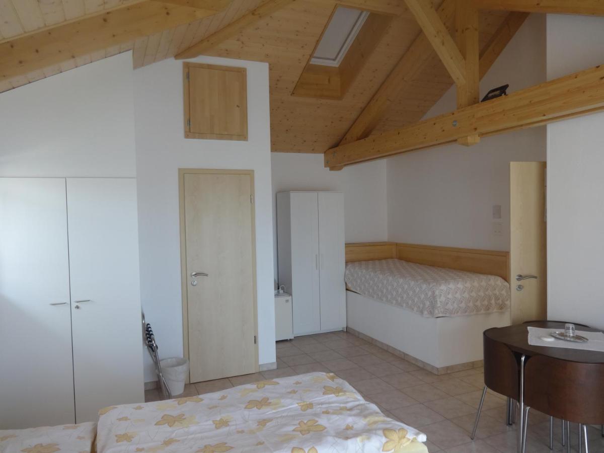 Отель типа «постель и завтрак»  Bed And Breakfast Prilly-Lausanne