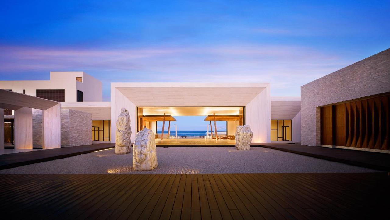 Курортный отель Nobu Hotel Los Cabos