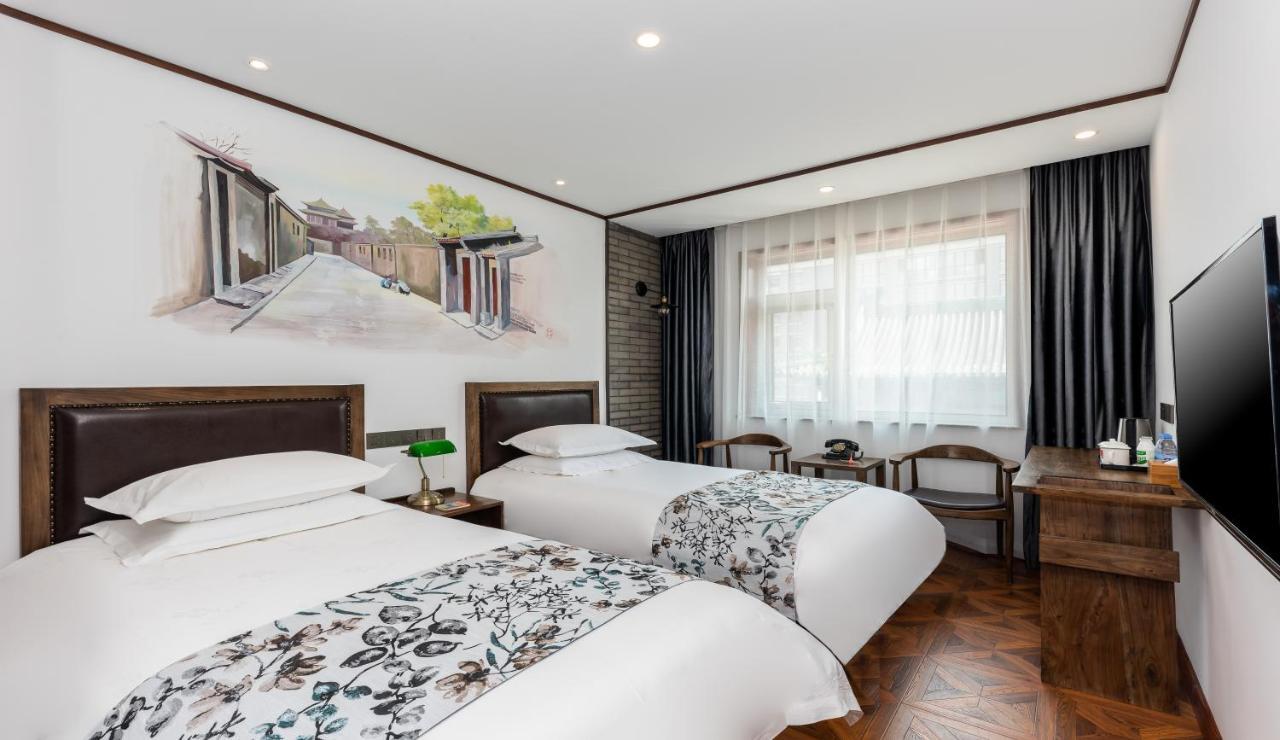 Nostalgia Hotel Cina Pechino Booking Com